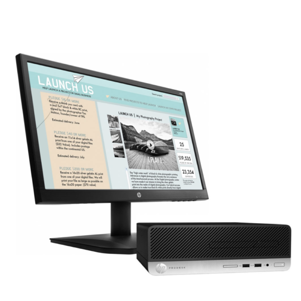 PC HP 400 G6 SFF