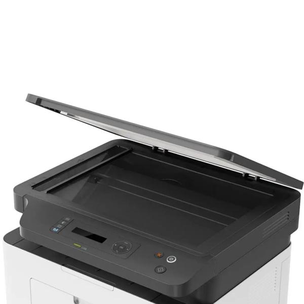 HP Láser 137fnw Multifuncional